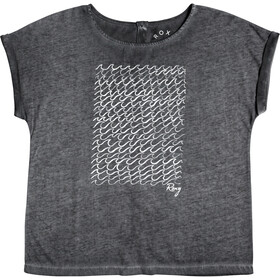 Roxy Summertime Happiness Camiseta Mujer, gris